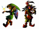 The legend of Zelda : Ocarina of Time , The Majora's Mask