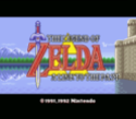 The legend of Zelda : A link to the past (ALTTP)