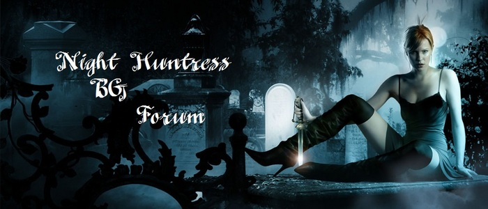 Night Huntress BG Forum Baner