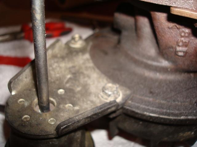Comment augmenter la pression du turbo sur moteur td for Augmenter la pression d eau