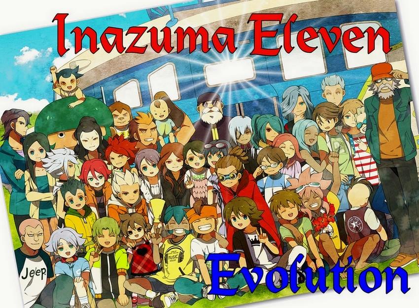 Inazuma Eleven Breaker