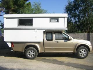 cellule camping car 4x4. Black Bedroom Furniture Sets. Home Design Ideas