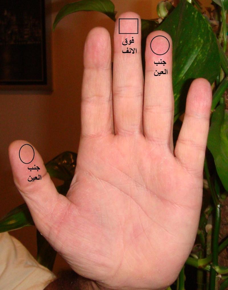 الاصابع المستعملة