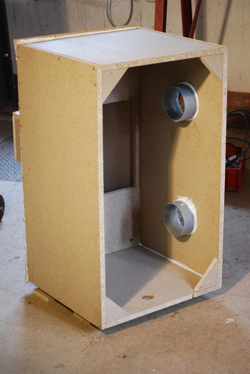 Fabriquer cabine sablage