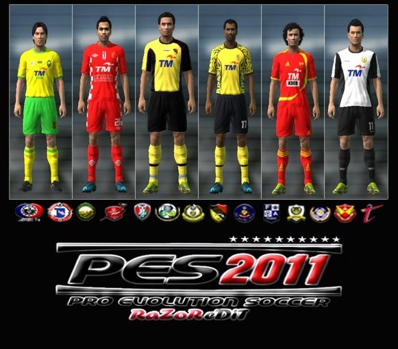 Pes 2011 Malaysia