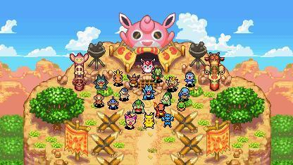 Pokemon Mystery Dungeon: TROD