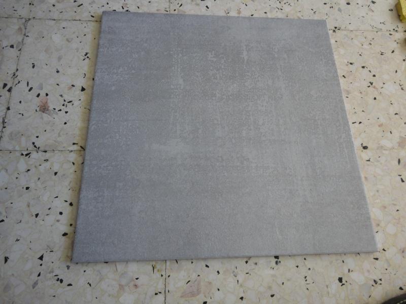 Choix du carrelage - Carrelage 60x60 gris clair ...