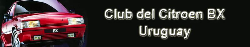Club del Citroen BX Uruguayo