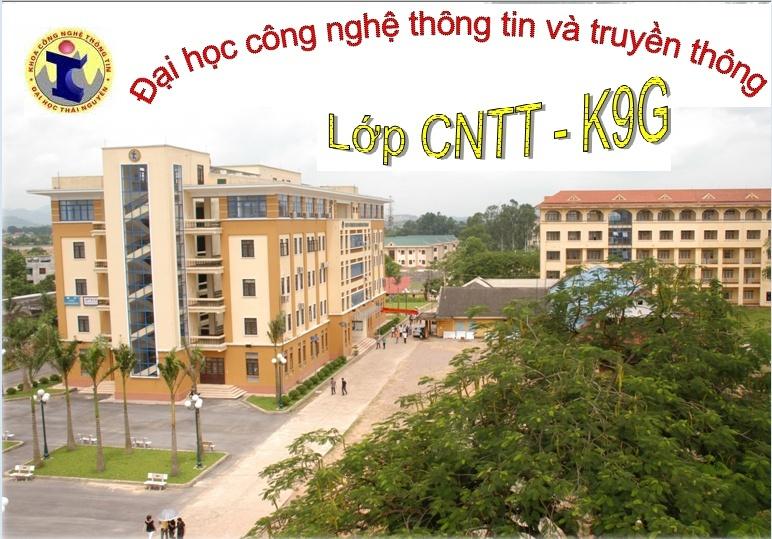 Lớp CNTT - K9G