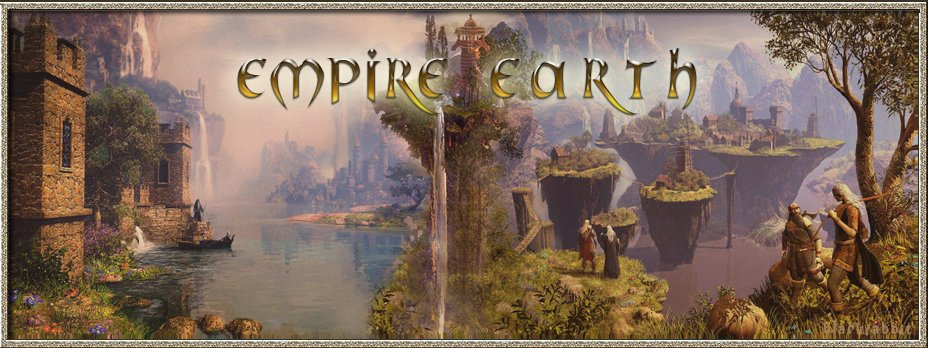 Empire Earth Forum