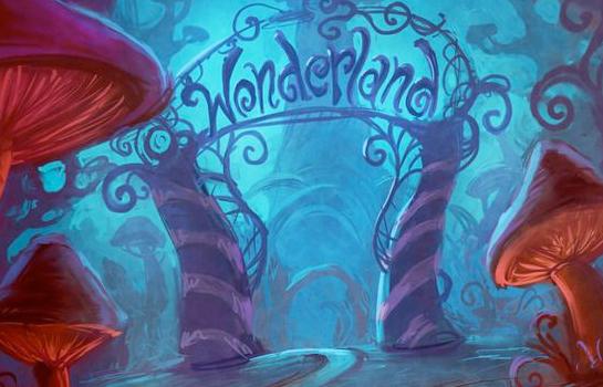 event estival wonderland lost paradise
